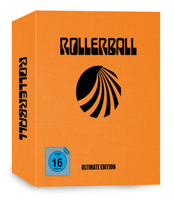 Rollerball 5-Disk Ultimate Edition © capelight pictures