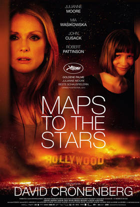 Maps to the Stars © MFA+