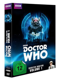 Doctor Who, Staffel 24 (Der 7. Doktor, Vol. 1) © Pandastorm