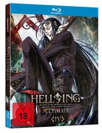 Hellsing Ultimate IV © Kouta Hirano SHONEN GAHOSHA Co. LTD. / Hellsing K.G.