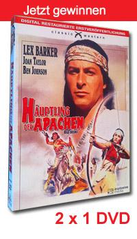 Häuptling der Apachen © Explosive Media/Alive