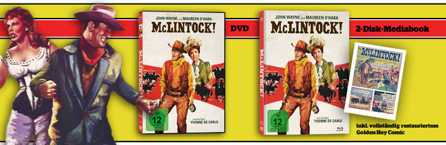 McLintock © capelight pictures