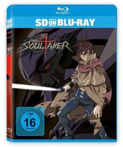 The Soultaker © ©TATSUNOKO PRO/「The SoulTaker」Production Party