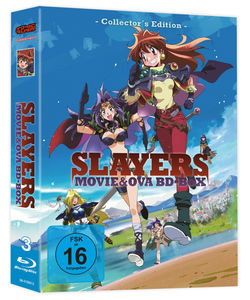 "Slayers © Hajime Kanzaka/Rui Araizumi/""Slayers"" Production Committee"