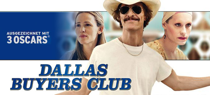Dallas Buyers Club © Ascot Elite Home Entertainment